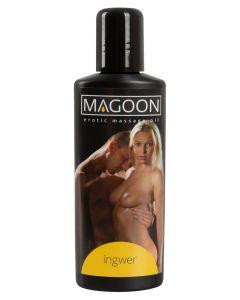Erotinis masažo aliejus Ginge 100ml